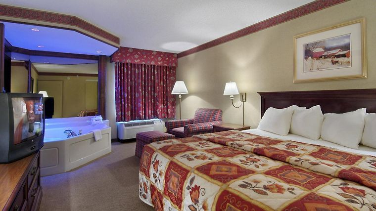 La Quinta Inn & Suites Pigeon Forge Room