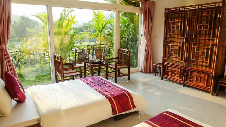 Mai Chau Sunset Boutique Room