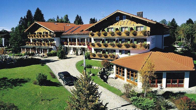 Ringhotel Parkhotel Soier See Exterior