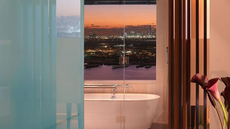 Intercontinental Dubai Festival City Hotel Room
