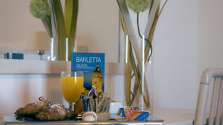 HOTEL LA TERRAZZA BARLETTA 3* (Italy) - from US$ 75 | BOOKED