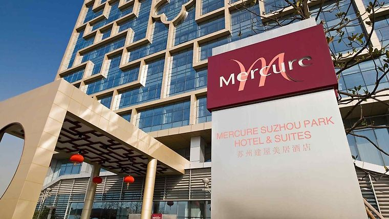 Mercure Suzhou Park photos Exterior