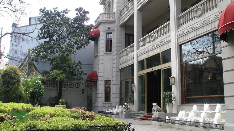 Mansion Shanghai Exterior