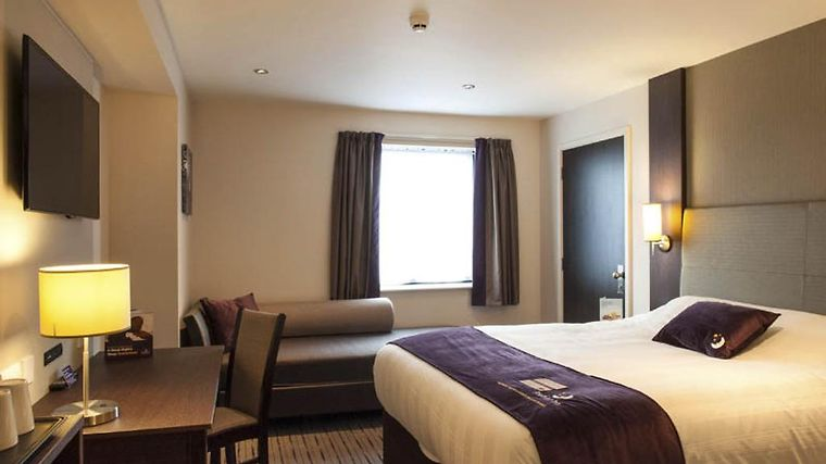 Premier Inn - London Tower Bridge Exterior Hotel information