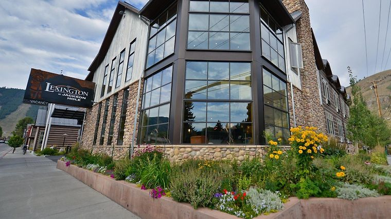 The Lexington At Jackson Hole Hotel & Suites Exterior