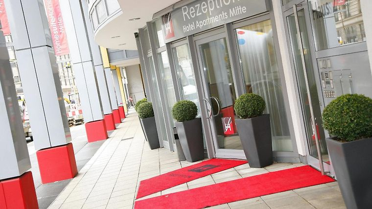 Boutique Hotel I31 Berlin Mitte Exterior