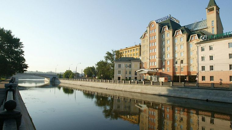 Katerina City Hotel Moscow photos Exterior