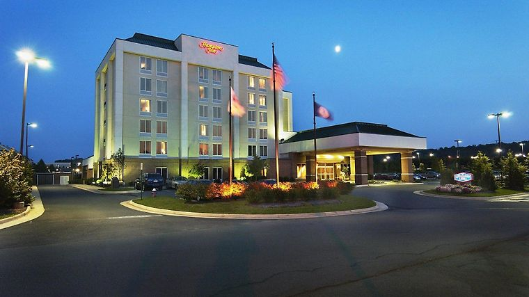 Hampton Inn Dulles/Cascades photos Exterior
