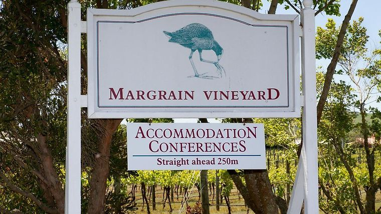 Margrain Vineyard Villas Exterior Hotel information