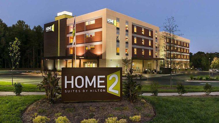 Home2 Suites By Hilton Charlotte I-77 South, Nc Exterior