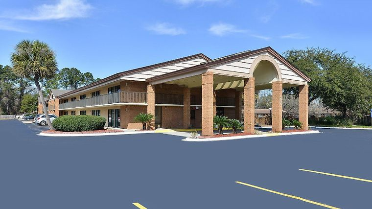 Americas Best Value Inn Valdosta Exterior
