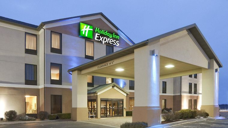 Holiday Inn Express & Suites photos Exterior