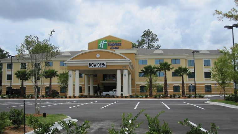 Holiday Inn Express Suites Mayport Beach Exterior