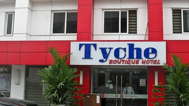 Tyche Boutique Hotel photos Exterior