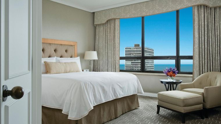The Ritz-Carlton Chicago (A Four Seasons Hotel) Room