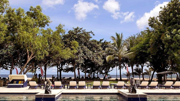 Mercure Resort Sanur Exterior
