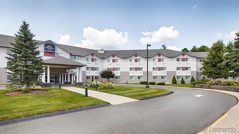 Best Western Plus Executive Court Inn & Conference Center Exterior