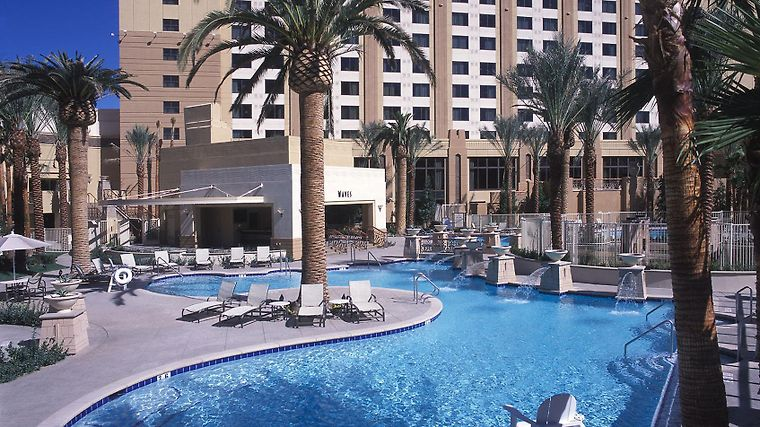 Hilton Grand Vacations Suites On The Las Vegas Strip Facilities