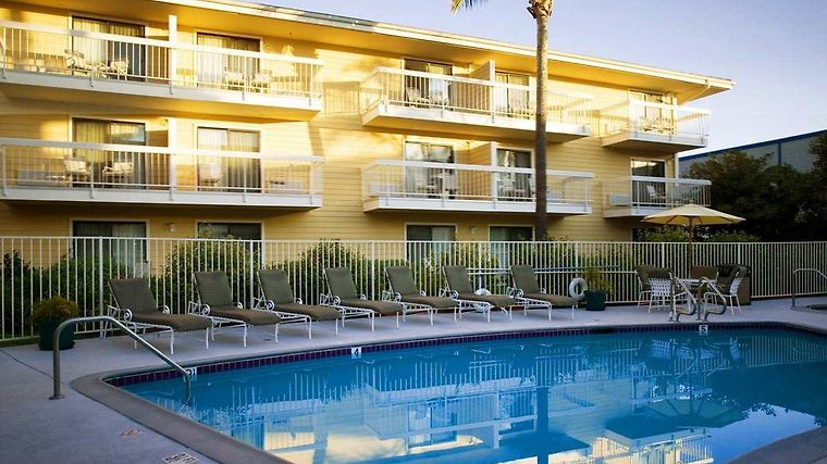 Hampton Inn San Diego-Sea World/Airport Area Exterior