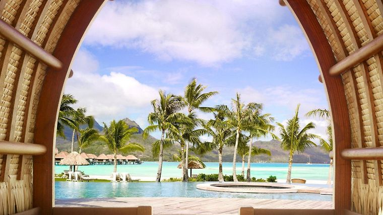 Four Seasons Resort Bora Bora Exterior