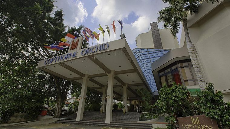 Copthorne Orchid Hotel Penang Exterior