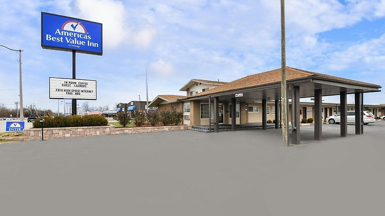 Americas Best Value Inn - Lebanon Exterior