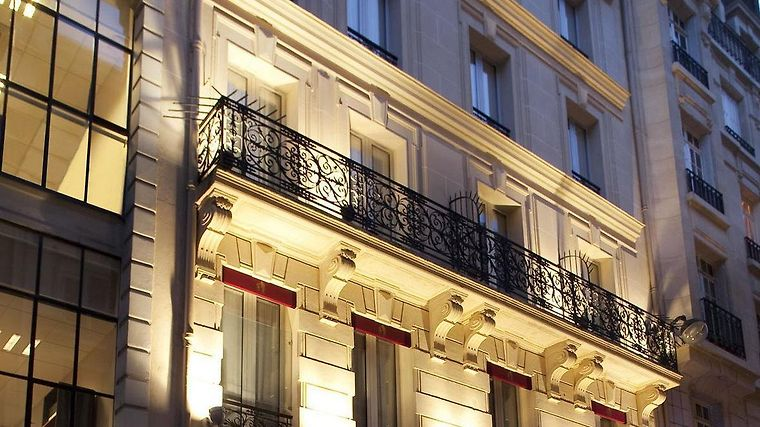 Best Western Star Champs Elysees Exterior