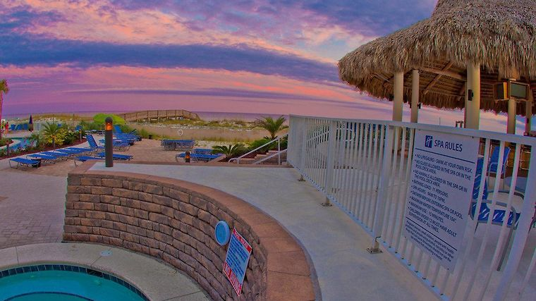 °HOTEL HOLIDAY INN RESORT PENSACOLA BEACH GULF FRONT PENSACOLA BEACH, FL 3*  (United States)   From US$ 259   BOOKED