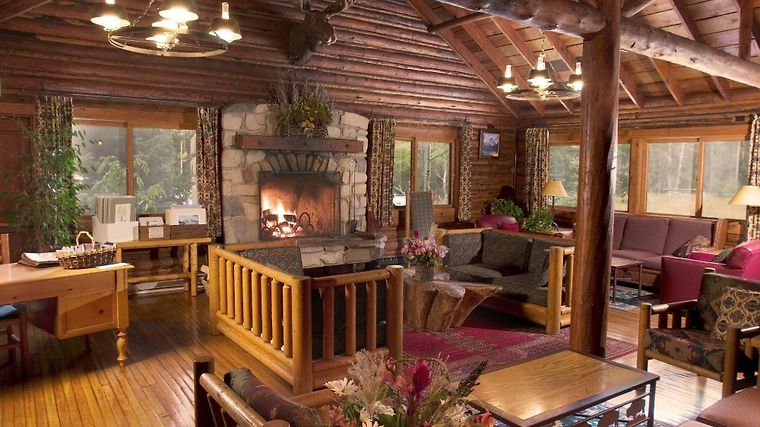 Jenny Lake Lodge Interior