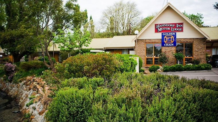 Hahndorf Motor Lodge Exterior