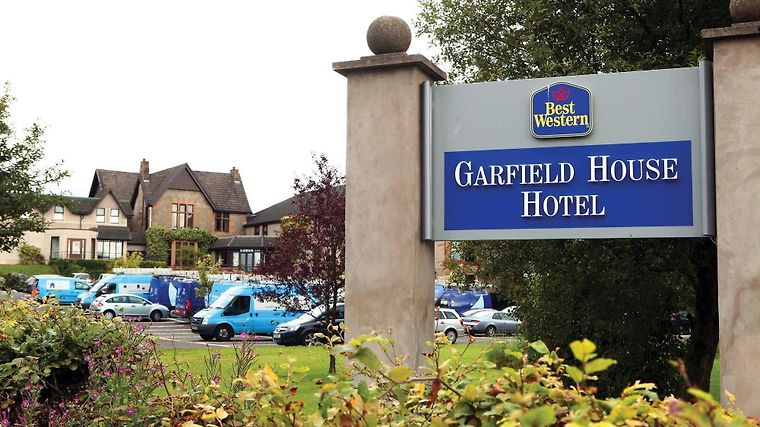 Best Western Garfield House Hotel Exterior