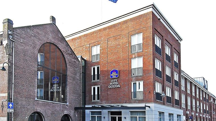 Best Western Plus City Hotel Gouda Exterior