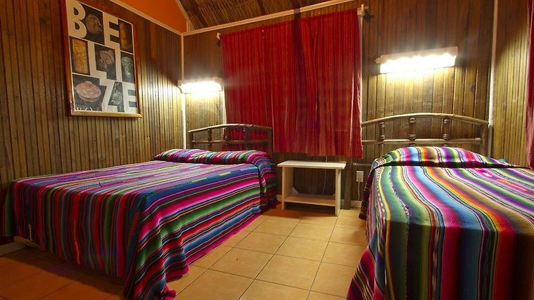 Cahal Pech Village Resort Room