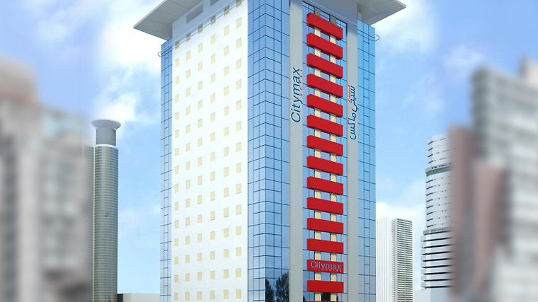 Citymax Hotels Sharjah photos Exterior