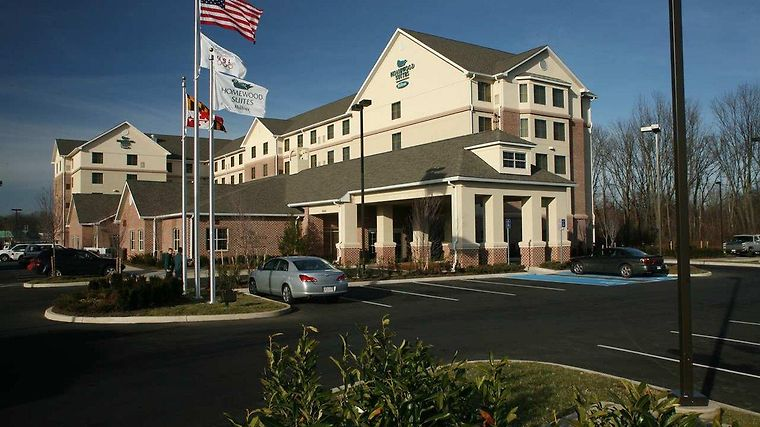 Homewood Suites By Hilton Hagerstown Exterior