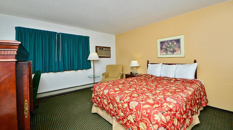 Americas Best Value Inn Clearwater Exterior