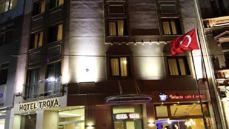 Hotel Troya photos Exterior