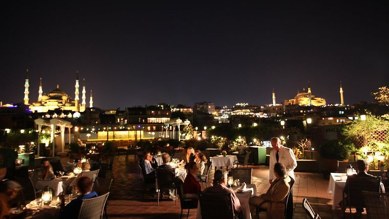 Armada Istanbul Old City Hotel photos Restaurant