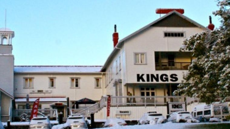 Kings Ohakune Exterior