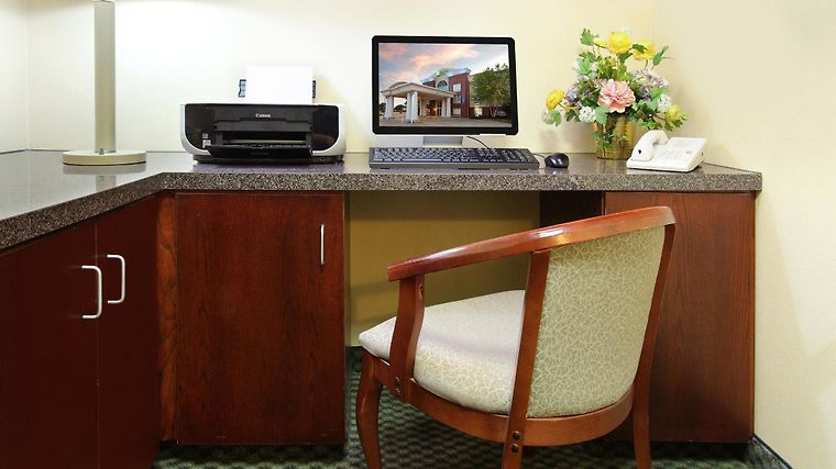 Holiday Inn Express Fort Smith Executive Park Facilities
