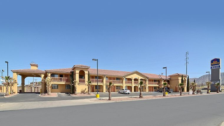 Best Western Sunland Park Inn photos Exterior
