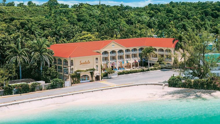 Sandals Carlyle photos Exterior