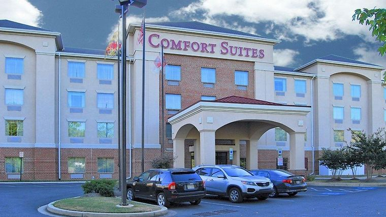 Comfort Suites Columbia Gateway photos Exterior