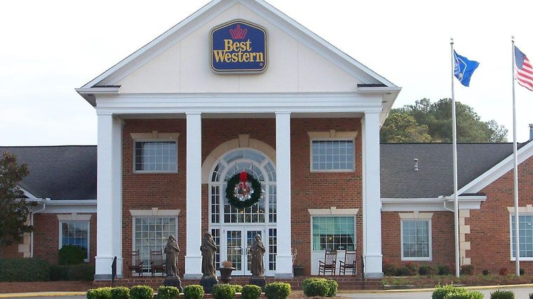 Best Western White Columns Inn photos Exterior