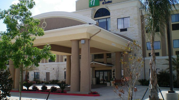 Holiday Inn Express & Suites Beaumont Nw Parkdale Mall Exterior