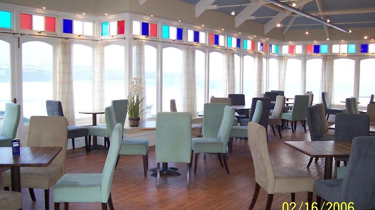 The Headland Hotel Restaurant