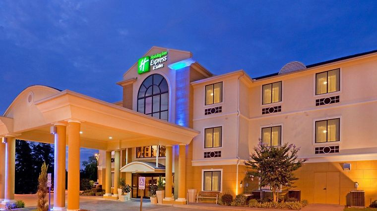 Holiday Inn Express & Suites Amenities