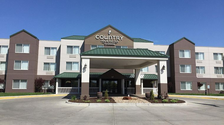 Country Inn & Suites By Carlson, Council Bluffs Exterior