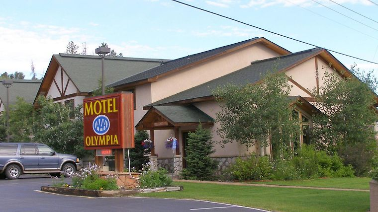Olympia Motor Lodge Exterior