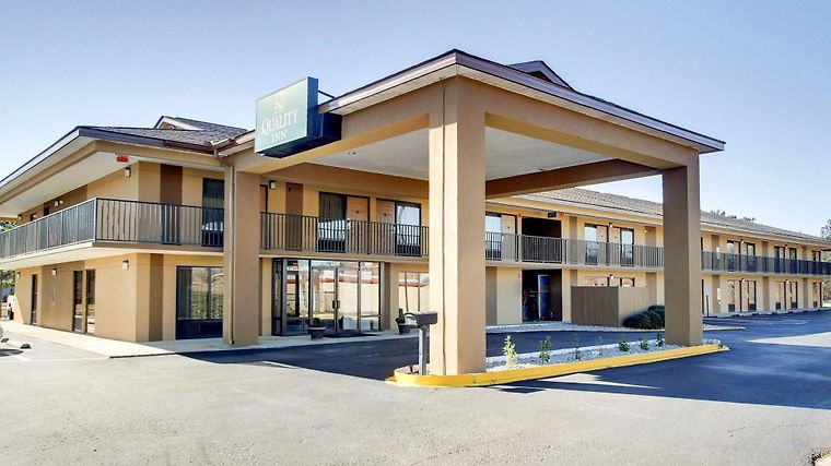 Quality Inn Richland Exterior